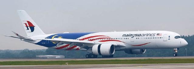 Malaysia Airlines Dianugerahkan 'Best Airline' di Asia