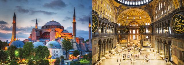 Hagia Sohpia Kembali Menjadi Masjid?