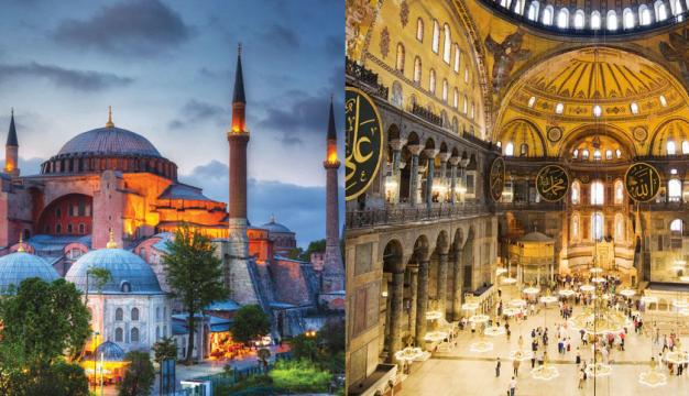 Hagia Sohpia Kembali Menjadi Masjid? 3