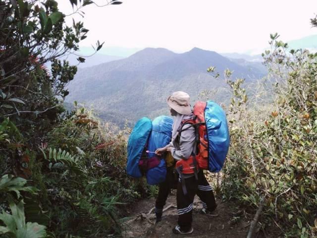 Apa itu Gunung G7? Baca Perkongsian Tentang G7 Yang Ramai Hikers Konfius 1