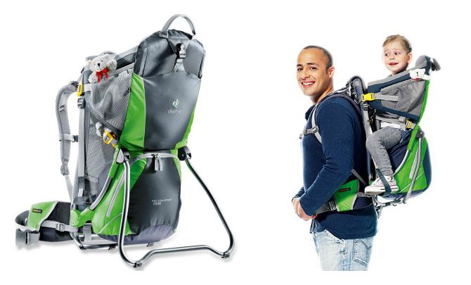 Jenis-Jenis Baby Carrier Untuk Kaki Travel Yang Ramai Tak Tahu 2
