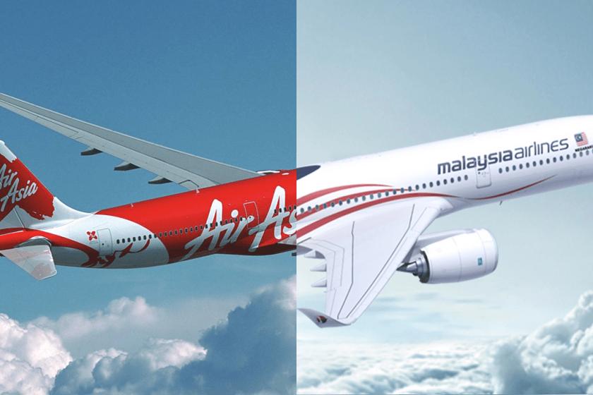 Air Asia Sedia Bergabung Dengan Malaysia Airlines 6