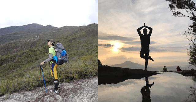 """""""Be A Responsible Hiker"""", Pesanan Untuk Para Hiker Sekalian"""