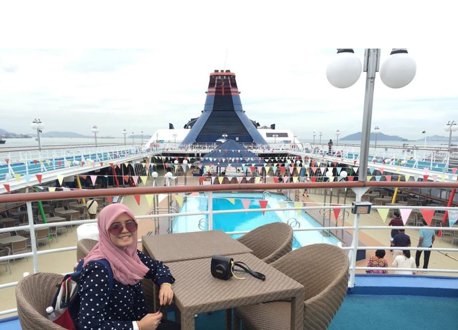 Pengalaman Menarik Bercuti Dengan Cruise Selama 5H4M. Berbaloi! 3