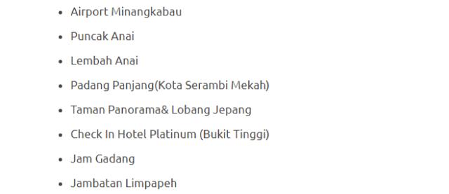 Lelaki Ini Bercuti Ke Lokasi Menarik Di Padang, Indonesia Dengan Modal Hanya RM600 Je! 2