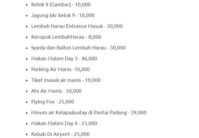 Lelaki Ini Bercuti Ke Lokasi Menarik Di Padang, Indonesia Dengan Modal Hanya RM600 Je! 16