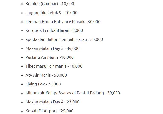 Lelaki Ini Bercuti Ke Lokasi Menarik Di Padang, Indonesia Dengan Modal Hanya RM600 Je! 17
