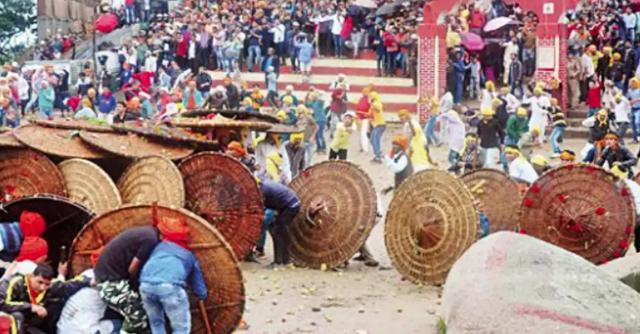 Sambutan Festival Baling Batu Di India Undang Padah
