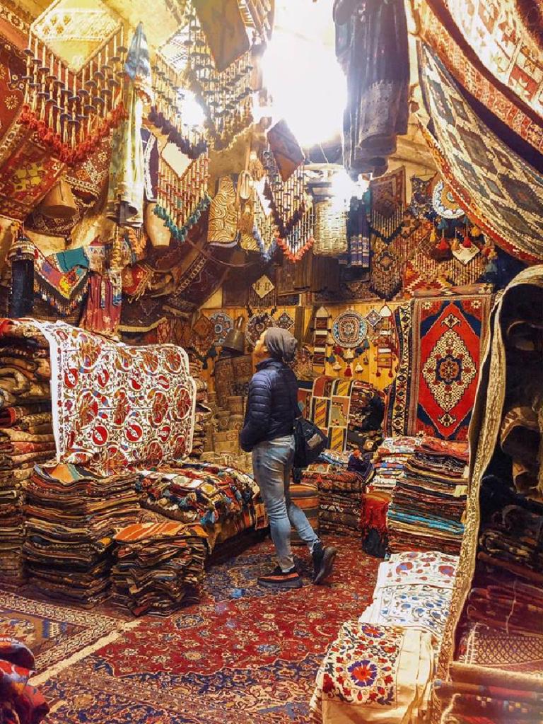 Menjelajahi Turki Selama 11 Hari Dengan Modal Hanya RM3750. Memang Sempoi! 29