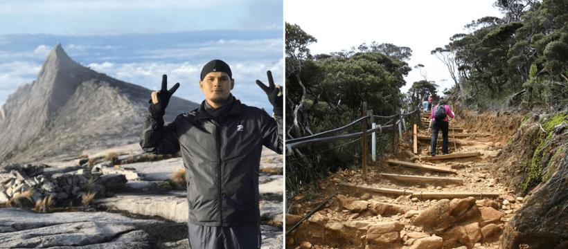 Tips & Persediaan Mendaki Gunung Kinabalu 3