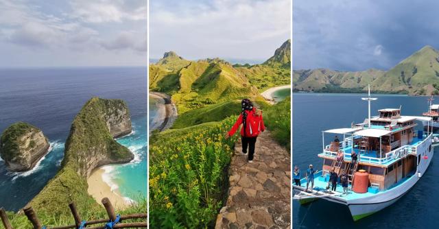 Nusa Penida Dan Flores Di Indonesia Kombinasi Terbaik Untuk Yang Sukakan Alam Semulajadi
