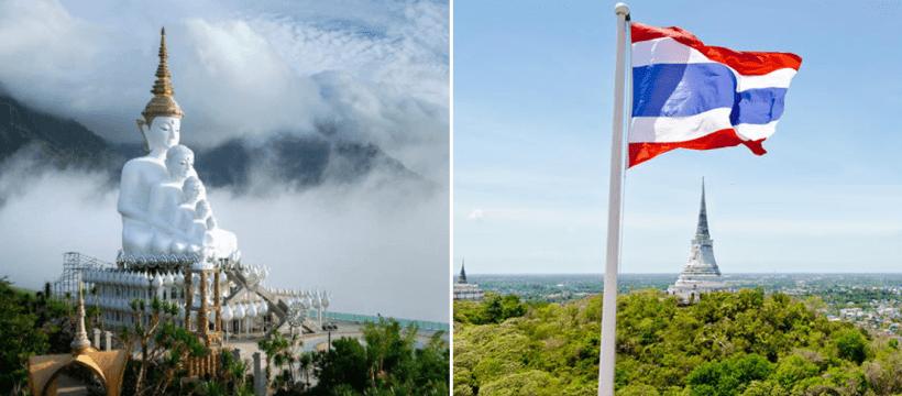 Musim Sejuk Di Thailand Seakan Berada Di Eropah 1