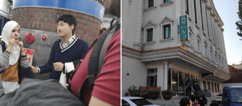 Hampir Lari Akidah Kerana Hanbok Percuma Di Korea. 6 Sahabat Tertipu 29