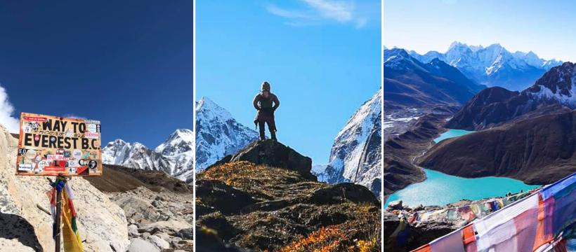 Daki Everest Base Camp Secara Solo. Wanita Ini Kongsikan Ianya Boleh! 3