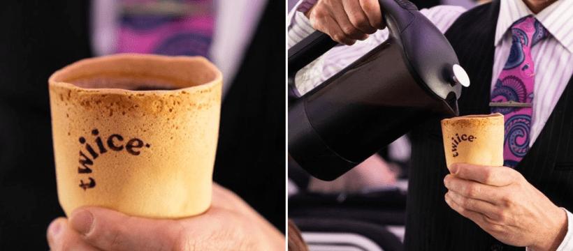 Cawan Berperisa Vanilla Yang Boleh Di Makan Diperkenalkan Oleh Air New Zealand 1