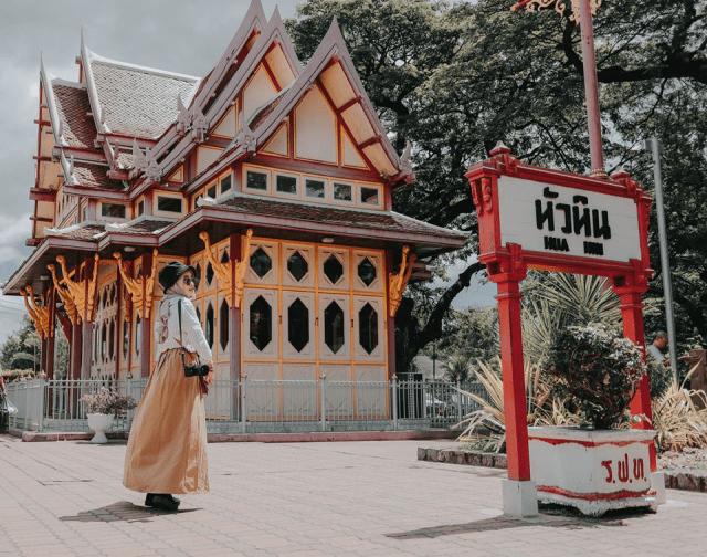 Wanita Ini Kongsikan Instagrammable Spot di Hua Hin. Tempat Wajib Bergambar Bila Ke Wilayah Thailand Ini 1