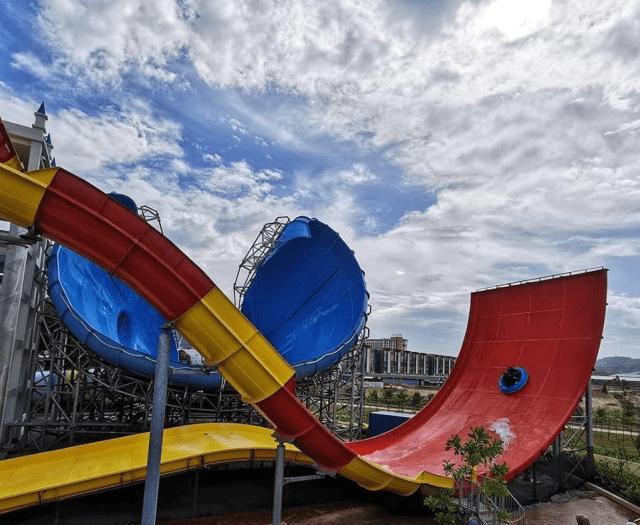 Taman Tema Air Splash Out Langkawi, Satu Lagi Tarikan Terbaru Yang Anda Kena Cuba! 2