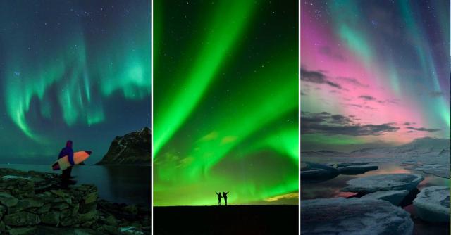 Tips Memburu Aurora Borealis. Apakah Lokasi Dan Waktu Untuk Dapat Shoot Terbaik?