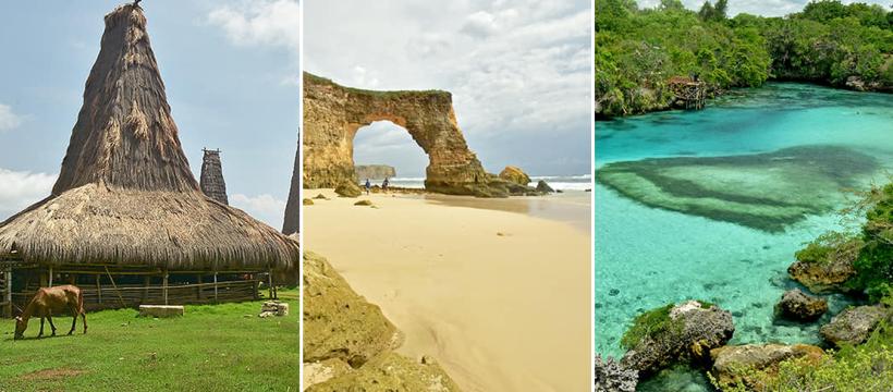 Pulau Sumba Di Indonesia, Satu Lagi Hidden Gems Yang Berbaloi Untuk DI Terokai! 1