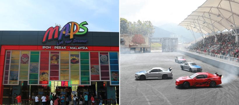 Taman Tema MAPS Di Perak Ditutup Ingin DIambil Alih Oleh Syarikat Dari China 1