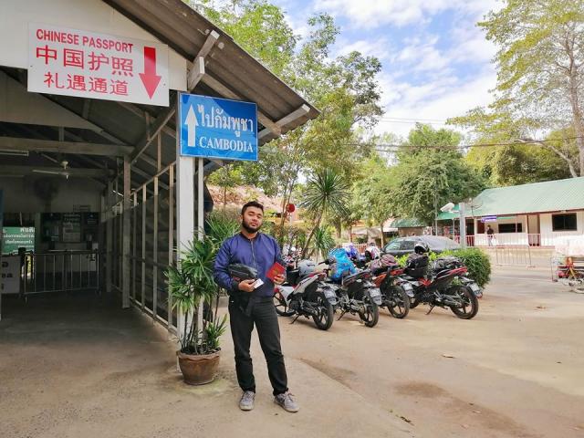 Jelajah Ke 5 Sempadan Asia Tenggara Dengan Motosikal Ysuku Selama 13 Hari. Steady! 6