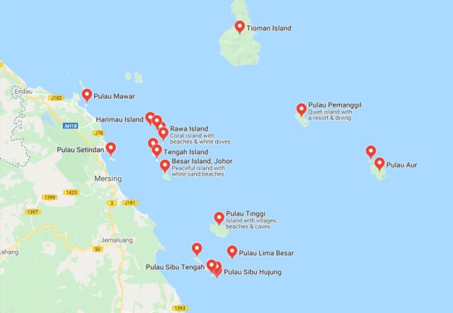 Percutian Ke Pulau Rawa, Sesuai Untuk Mencari Privasi. Wanita Ini Kongsikan Itinerarinya 1
