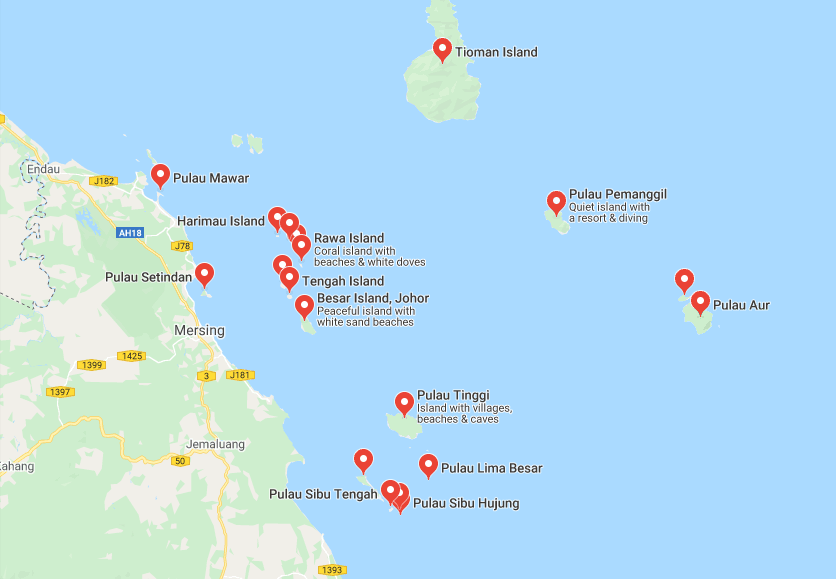 Percutian Ke Pulau Rawa, Sesuai Untuk Mencari Privasi. Wanita Ini Kongsikan Itinerarinya 2