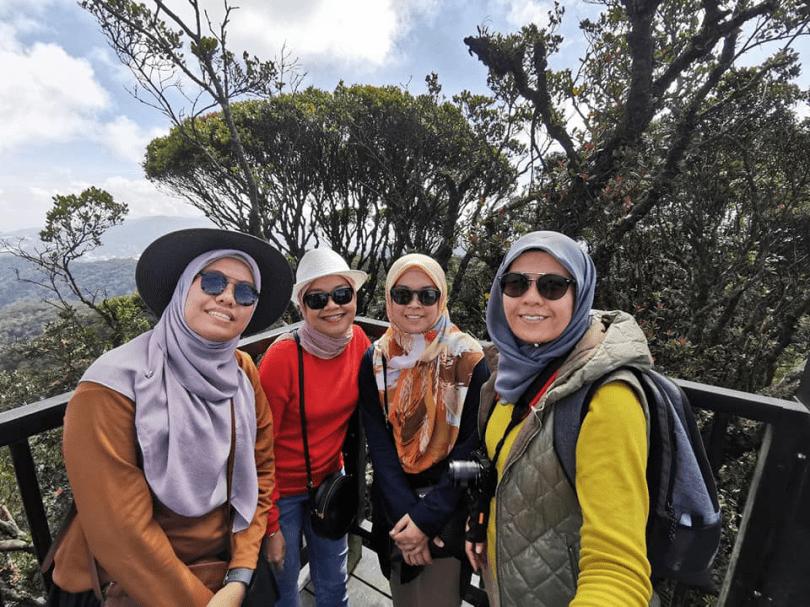 Melancong Dalam Negara Je. Wanita Ini Kongsi Percutian Ke Lokasi Rare Di Ipoh Dan Cameron Highlands. 2