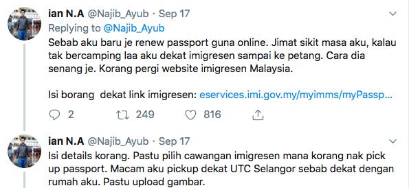 Renew Passport Secara Online Je! Ikuti Langkah Mudah Ini 3