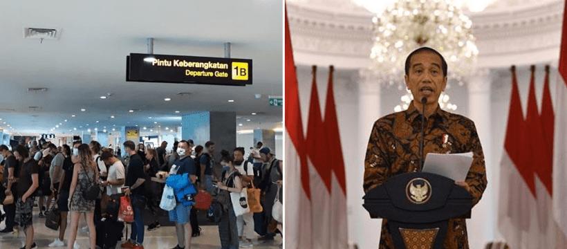 Warga Asing Mula 'Cabut' Selepas Indonesia Isytihar Darurat 3