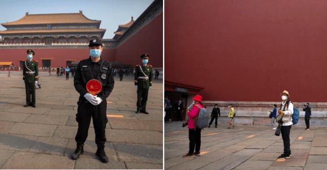 Jutaan Rakyat China Sakan Melancong Dalam Negara Sempena Cuti Umum