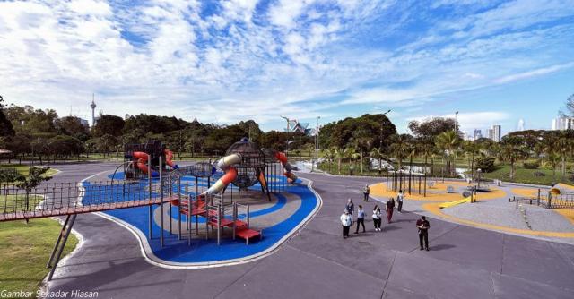 Ini Senarai Taman Rekreasi Yang Dibuka Di Bawah PKPB