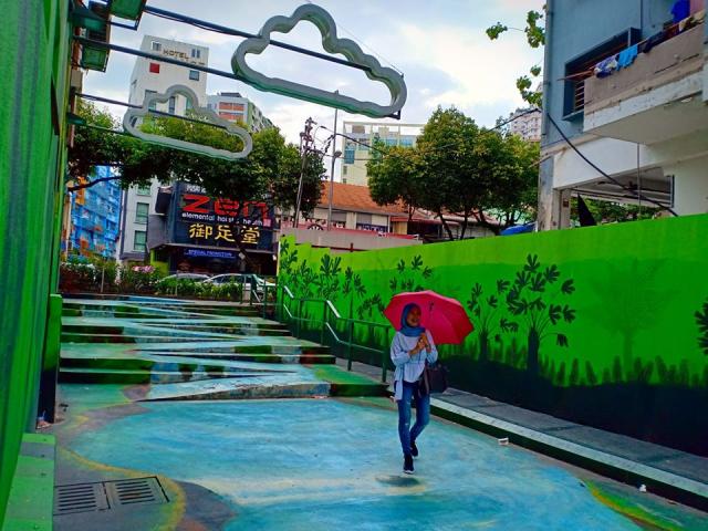 Lokasi Instagrammable Sambil 'OOTD' Di Sekitar Lembah Klang 9