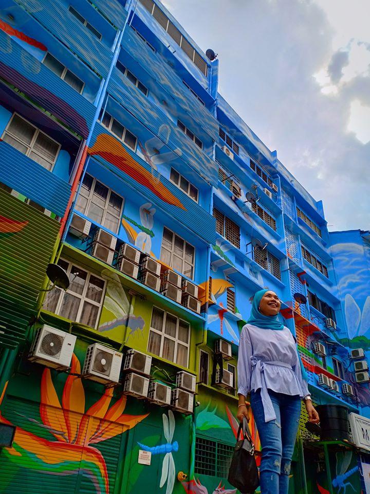 Lokasi Instagrammable Sambil 'OOTD' Di Sekitar Lembah Klang 11