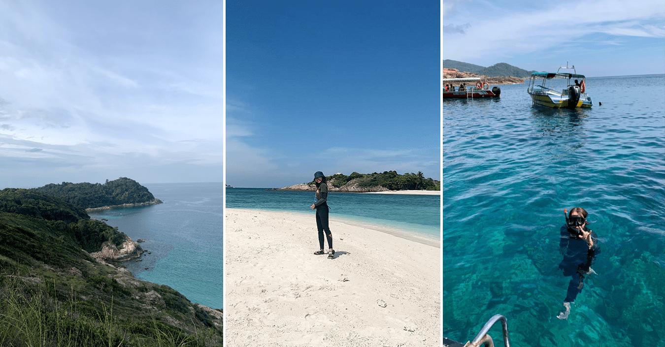 Solo?Apa ada hal! Wanita Ini Kongsi Pengalaman Solo Trip Ke Dua Pulau Popular Di Terengganu. 4