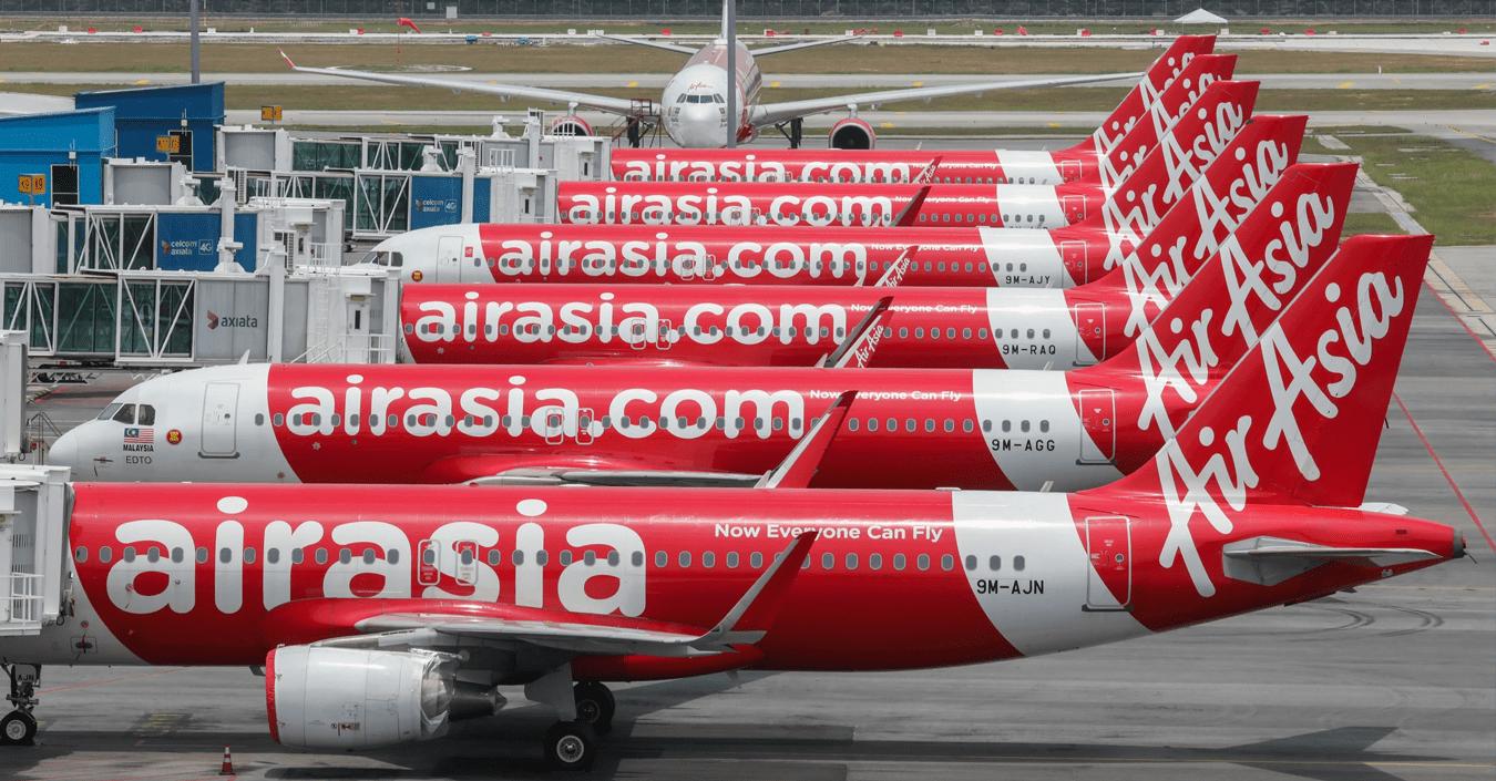 AirAsia Kenakan Caj Untuk Daftar Masuk Di Kaunter 1