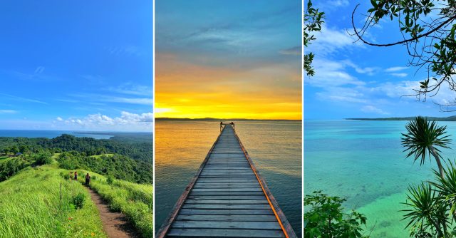 Kecantikan Pitas Di Sabah Yang Ramai Tak Tahu