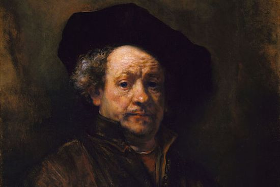Profile of the Day: Rembrandt van Rijn