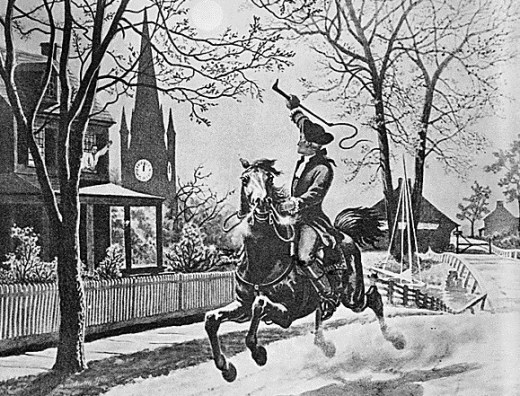 Profile of the Day: Paul Revere