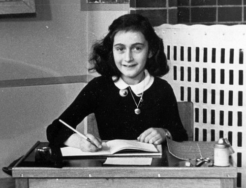 Profile of the Day: Anne Frank