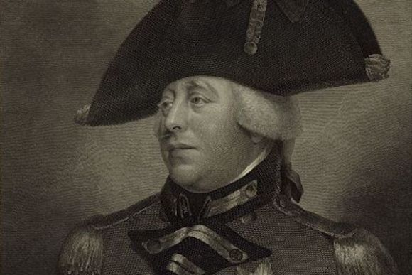 Profile of the Day: King George III