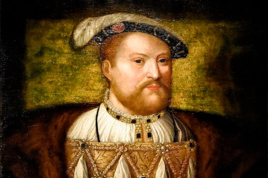 Profile of the Day: Henry VIII of England