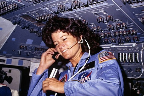 Profile of the Day: Sally Ride