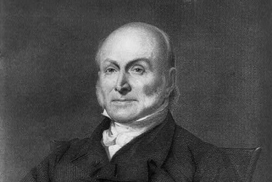 Profile of the Day: John Quincy Adams