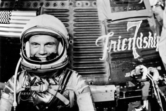 Profile of the Day: John Glenn