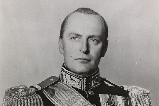 Profile of the Day: Olav V of Norway