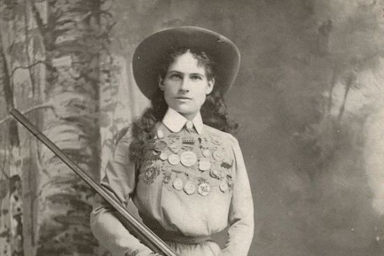 Profile of the Day: Annie Oakley