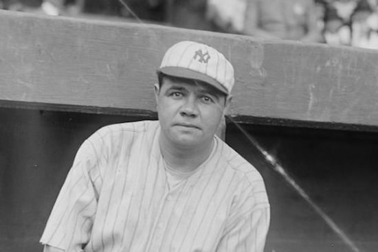 Profile of the Day: Babe Ruth