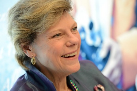 Profile of the Day: Cokie Roberts