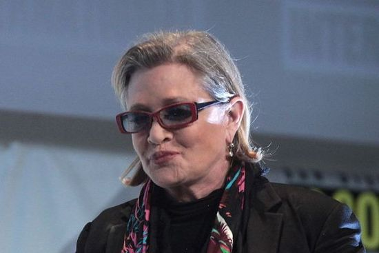 Profile of the Day: Carrie Fisher